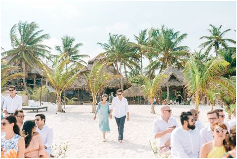 Wedding Elopement Tulum Mexico Viento De Mar Akiin Beach Club 0276(pp w480 h322)