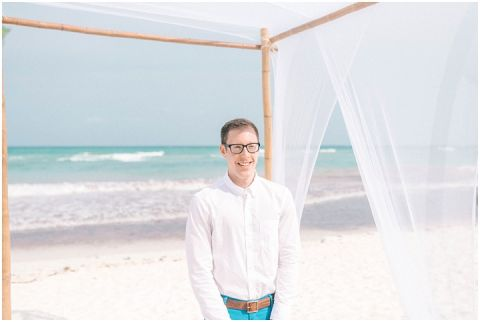 Wedding Elopement Tulum Mexico Viento De Mar Akiin Beach Club 0278(pp w480 h322)