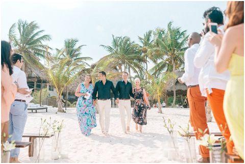 Wedding Elopement Tulum Mexico Viento De Mar Akiin Beach Club 0279(pp w480 h322)