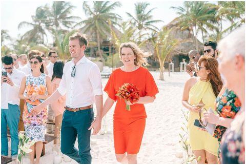 Wedding Elopement Tulum Mexico Viento De Mar Akiin Beach Club 0281(pp w480 h322)