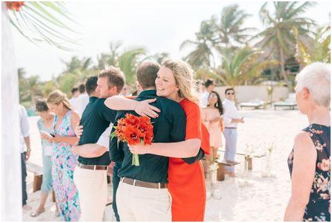Wedding Elopement Tulum Mexico Viento De Mar Akiin Beach Club 0282(pp w480 h322)