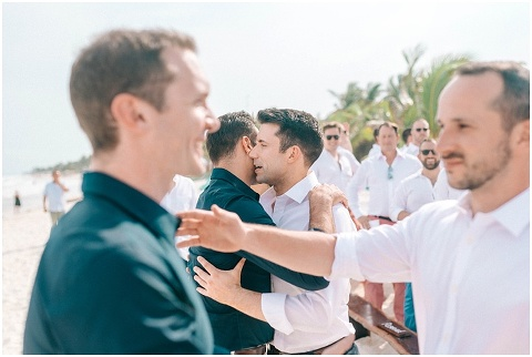 Wedding Elopement Tulum Mexico Viento De Mar Akiin Beach Club 0284(pp w480 h322)