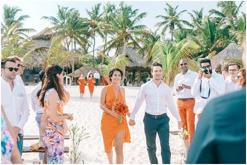 Wedding Elopement Tulum Mexico Viento De Mar Akiin Beach Club 0285(pp w480 h322)