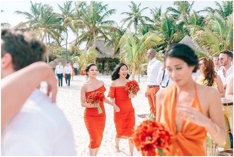 Wedding Elopement Tulum Mexico Viento De Mar Akiin Beach Club 0286(pp w480 h322)