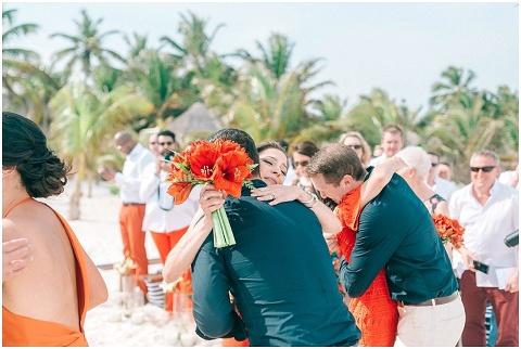 Wedding Elopement Tulum Mexico Viento De Mar Akiin Beach Club 0287(pp w480 h322)