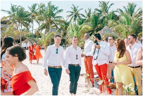 Wedding Elopement Tulum Mexico Viento De Mar Akiin Beach Club 0288(pp w480 h322)