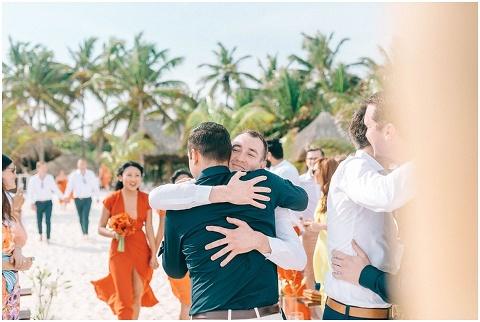 Wedding Elopement Tulum Mexico Viento De Mar Akiin Beach Club 0289(pp w480 h322)