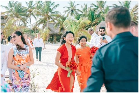 Wedding Elopement Tulum Mexico Viento De Mar Akiin Beach Club 0290(pp w480 h322)