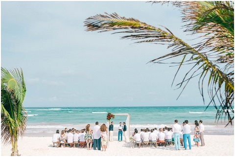 Wedding Elopement Tulum Mexico Viento De Mar Akiin Beach Club 0293(pp w480 h322)