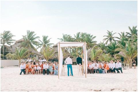 Wedding Elopement Tulum Mexico Viento De Mar Akiin Beach Club 0299(pp w480 h322)