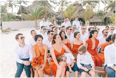 Wedding Elopement Tulum Mexico Viento De Mar Akiin Beach Club 0305(pp w480 h322)