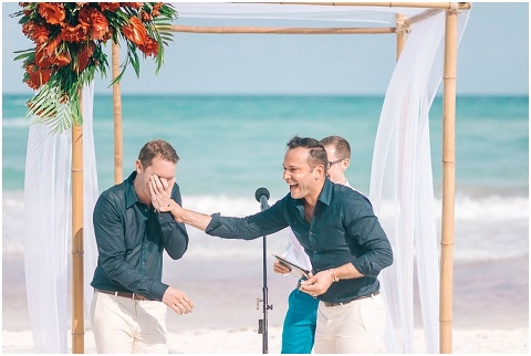 Wedding Elopement Tulum Mexico Viento De Mar Akiin Beach Club 0308(pp w480 h322)
