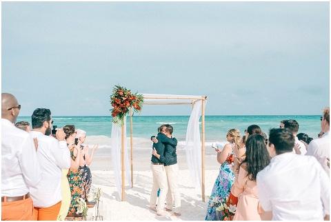Wedding Elopement Tulum Mexico Viento De Mar Akiin Beach Club 0309(pp w480 h322)