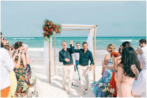 Wedding Elopement Tulum Mexico Viento De Mar Akiin Beach Club 0310(pp w480 h322)