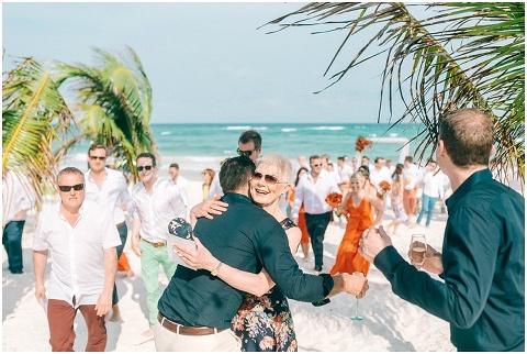 Wedding Elopement Tulum Mexico Viento De Mar Akiin Beach Club 0316(pp w480 h322)