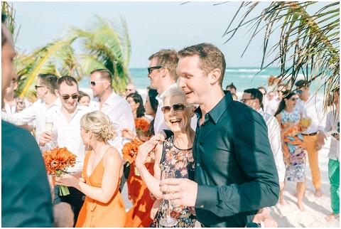 Wedding Elopement Tulum Mexico Viento De Mar Akiin Beach Club 0317(pp w480 h322)