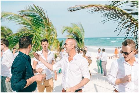 Wedding Elopement Tulum Mexico Viento De Mar Akiin Beach Club 0319(pp w480 h322)