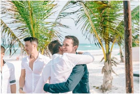 Wedding Elopement Tulum Mexico Viento De Mar Akiin Beach Club 0321(pp w480 h322)