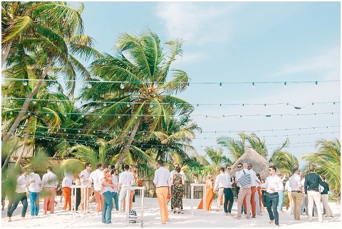 Wedding Elopement Tulum Mexico Viento De Mar Akiin Beach Club 0322(pp w480 h322)