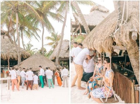 Wedding Elopement Tulum Mexico Viento De Mar Akiin Beach Club 0329(pp w480 h357)