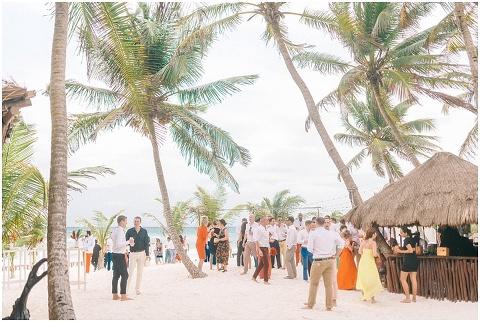Wedding Elopement Tulum Mexico Viento De Mar Akiin Beach Club 0330(pp w480 h322)