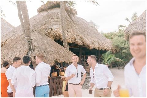Wedding Elopement Tulum Mexico Viento De Mar Akiin Beach Club 0331(pp w480 h322)