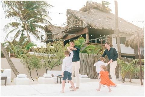 Wedding Elopement Tulum Mexico Viento De Mar Akiin Beach Club 0332(pp w480 h322)