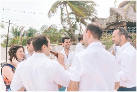 Wedding Elopement Tulum Mexico Viento De Mar Akiin Beach Club 0334(pp w480 h322)