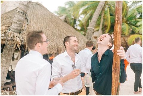 Wedding Elopement Tulum Mexico Viento De Mar Akiin Beach Club 0339(pp w480 h322)