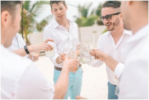 Wedding Elopement Tulum Mexico Viento De Mar Akiin Beach Club 0343(pp w480 h322)