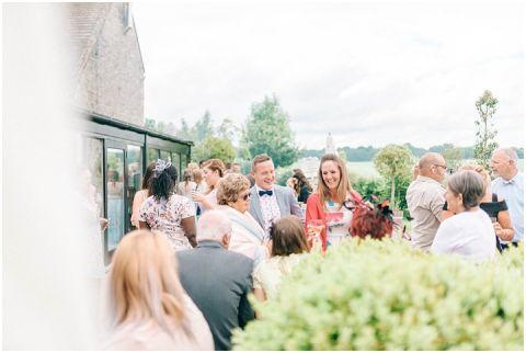 Stone barn wedding Cheltenham 0114(pp w480 h322)