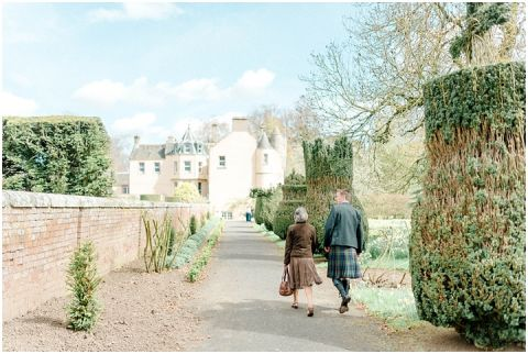 Outdoor Wedding Myres Castle Scotland Wedding 015(pp w480 h322)