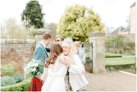 Outdoor Wedding Myres Castle Scotland Wedding 050(pp w480 h322)