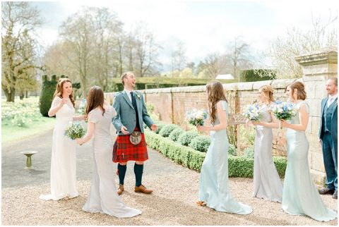 Outdoor Wedding Myres Castle Scotland Wedding 056(pp w480 h322)