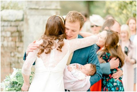 Outdoor Wedding Myres Castle Scotland Wedding 057(pp w480 h322)