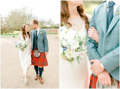 Outdoor Wedding Myres Castle Scotland Wedding 075(pp w480 h357)