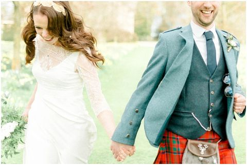 Outdoor Wedding Myres Castle Scotland Wedding 082(pp w480 h322)