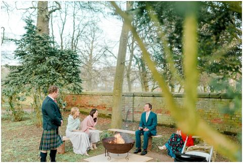 Outdoor Wedding Myres Castle Scotland Wedding 137(pp w480 h322)