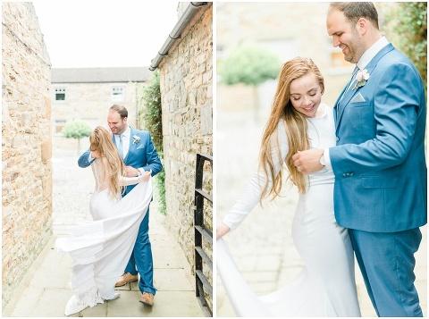 Yorkshire Wedding Barn Wedding Photographer 130(pp w480 h357)