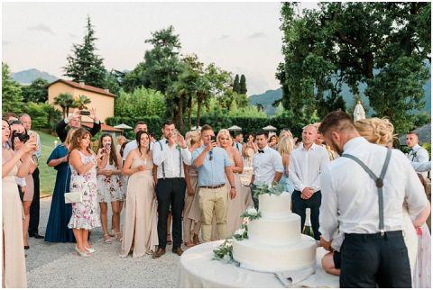 Villa Lario Resort Mandello Wedding Photos088(pp w480 h322)