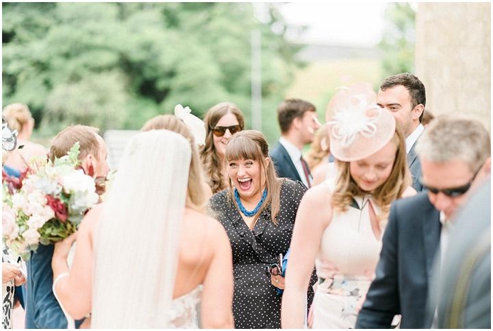 Brinkburn priory wedding photographer