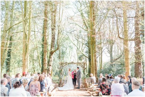 Woodland Wedding Eshott Hall Northumberland Woodland Wedding Venue 025(pp w480 h322)