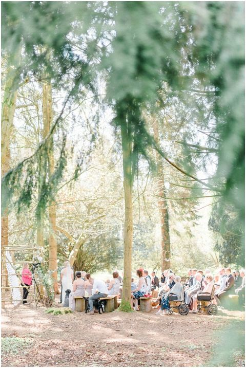 Woodland Wedding Eshott Hall Northumberland Woodland Wedding Venue 028(pp w480 h716)