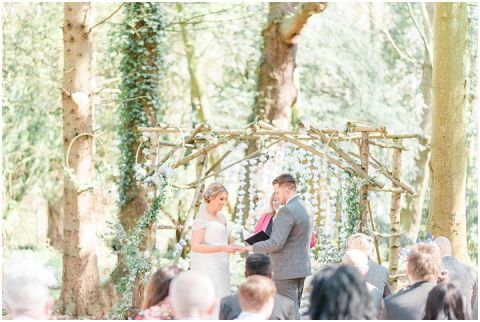 Woodland Wedding Eshott Hall Northumberland Woodland Wedding Venue 029(pp w480 h322)