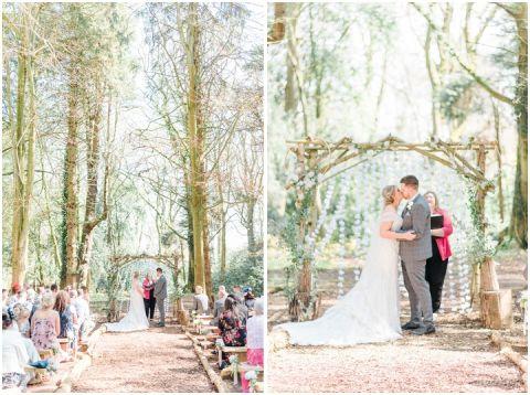 Woodland Wedding Eshott Hall Northumberland Woodland Wedding Venue 030(pp w480 h358)