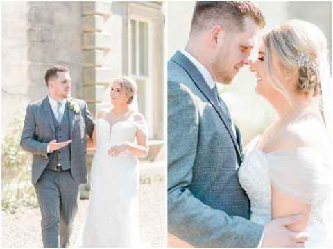 Woodland Wedding Eshott Hall Northumberland Woodland Wedding Venue 046(pp w480 h358)