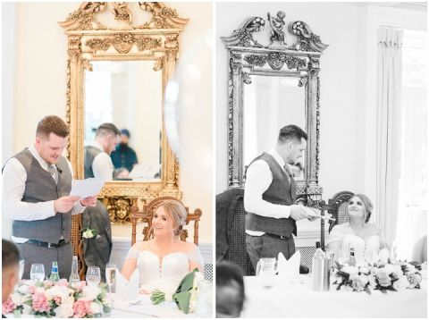 Woodland Wedding Eshott Hall Northumberland Woodland Wedding Venue 063(pp w480 h358)