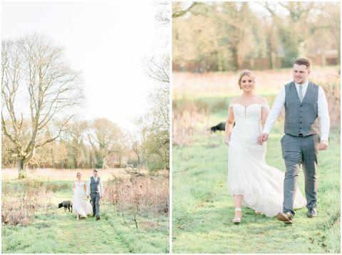 Woodland Wedding Eshott Hall Northumberland Woodland Wedding Venue 078(pp w480 h358)