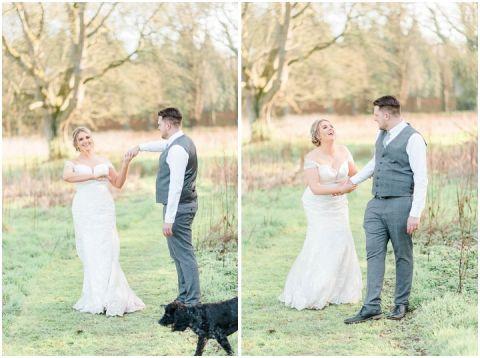 Woodland Wedding Eshott Hall Northumberland Woodland Wedding Venue 080(pp w480 h358)