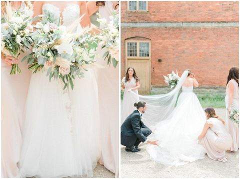 Calke Abbey Wedding instagram wedding influencer wedding photographer 041(pp w480 h358)